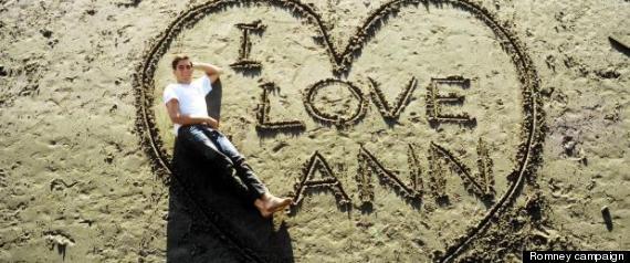 mitt romney la jolla beach photo californians reenact photo, romney la jolla beach house