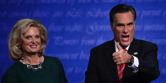 mitt romney foreign policy debate