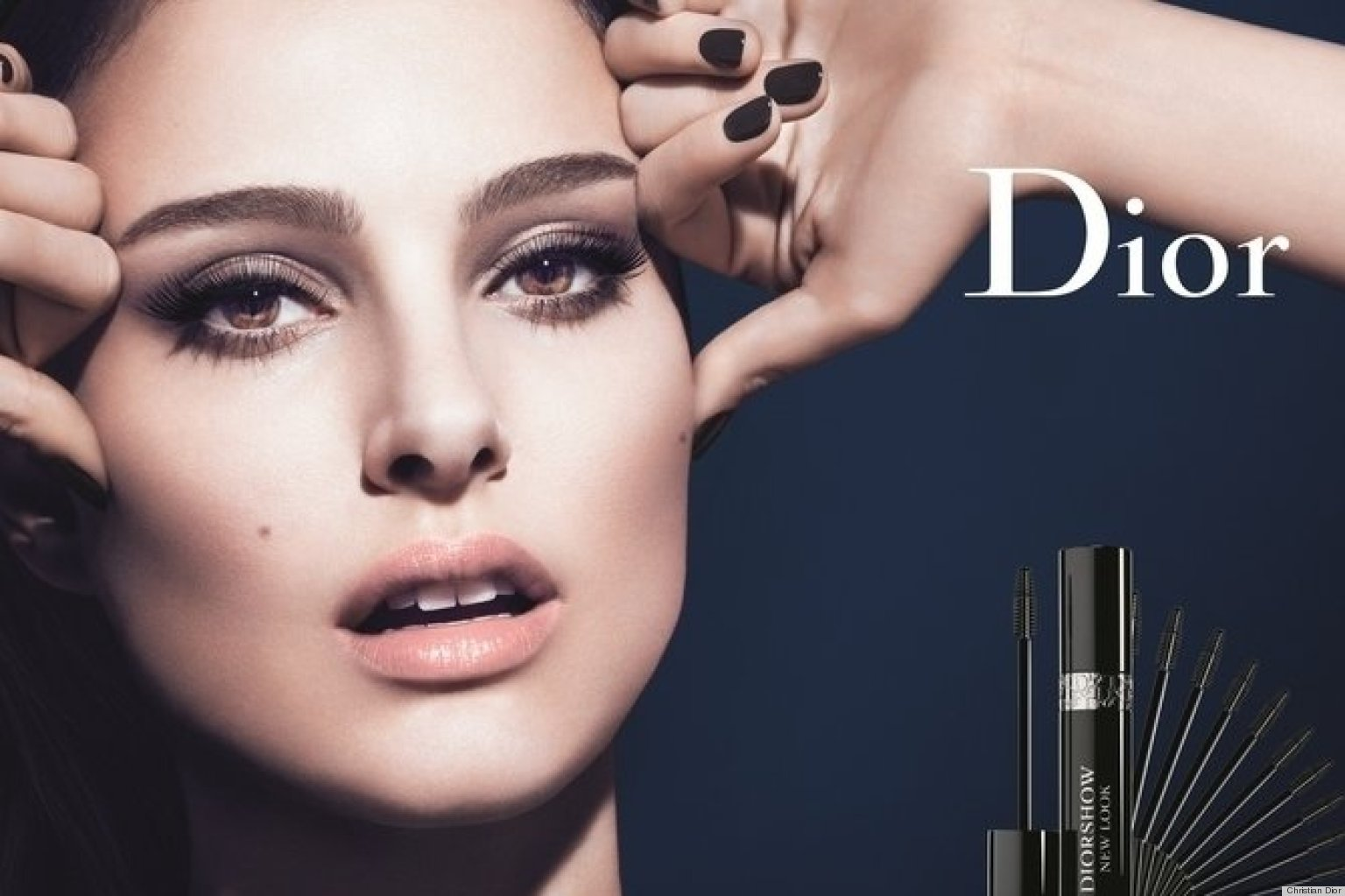Natalie Portman Dior Ad Banned: Airbrushing In 'New Look ...