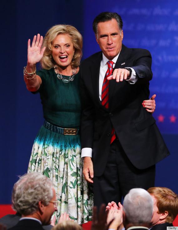 ann romney debate