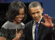 Michelle Obama Debate Dress: The First Lady Repeats A Recent Thom Browne Look (PHOTOS)
