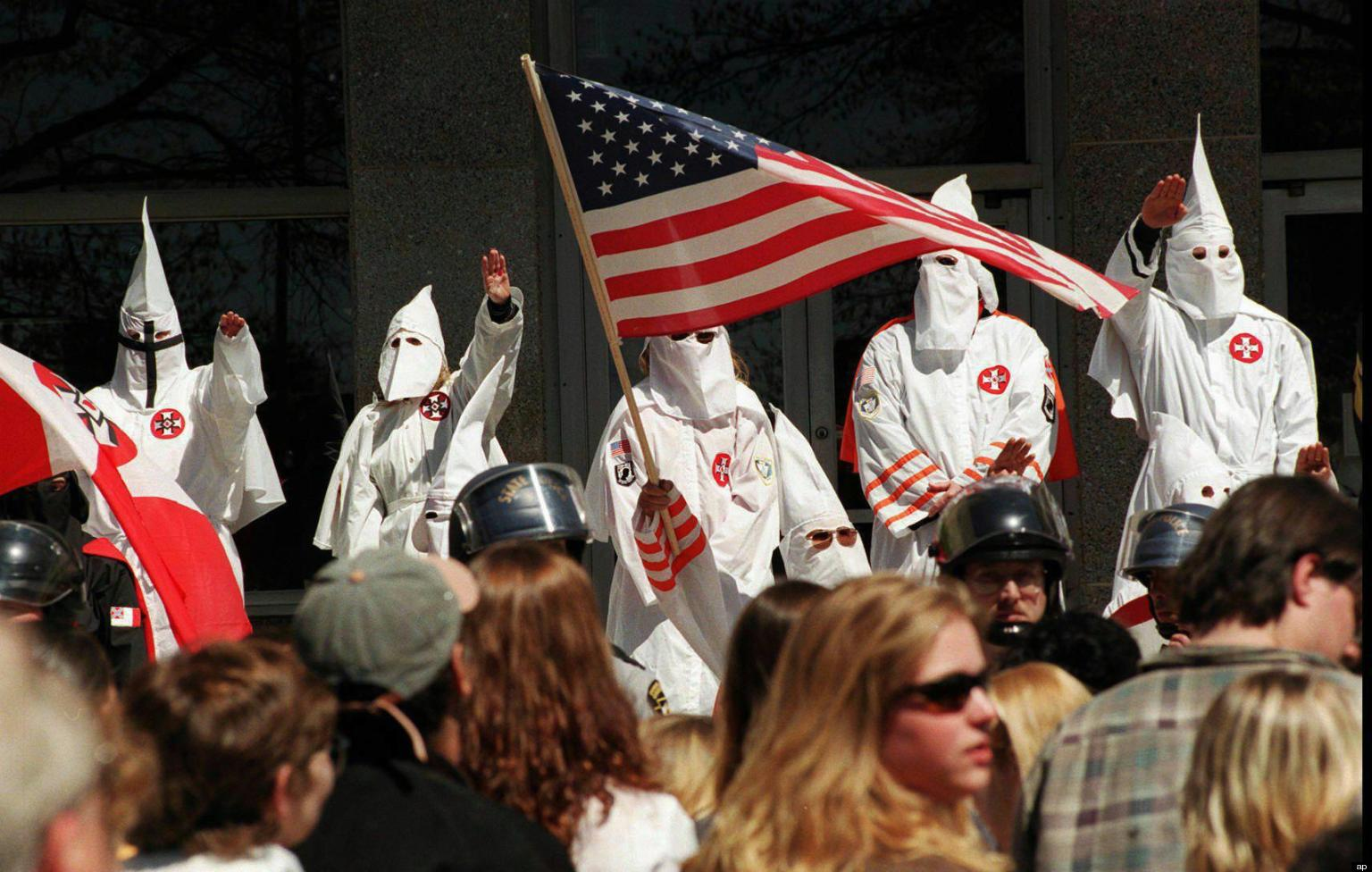 a history of the ku klux klan a hate group in the united states of america