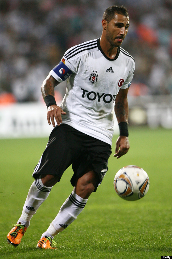 Image result for photo Ricardo quaresma besiktas