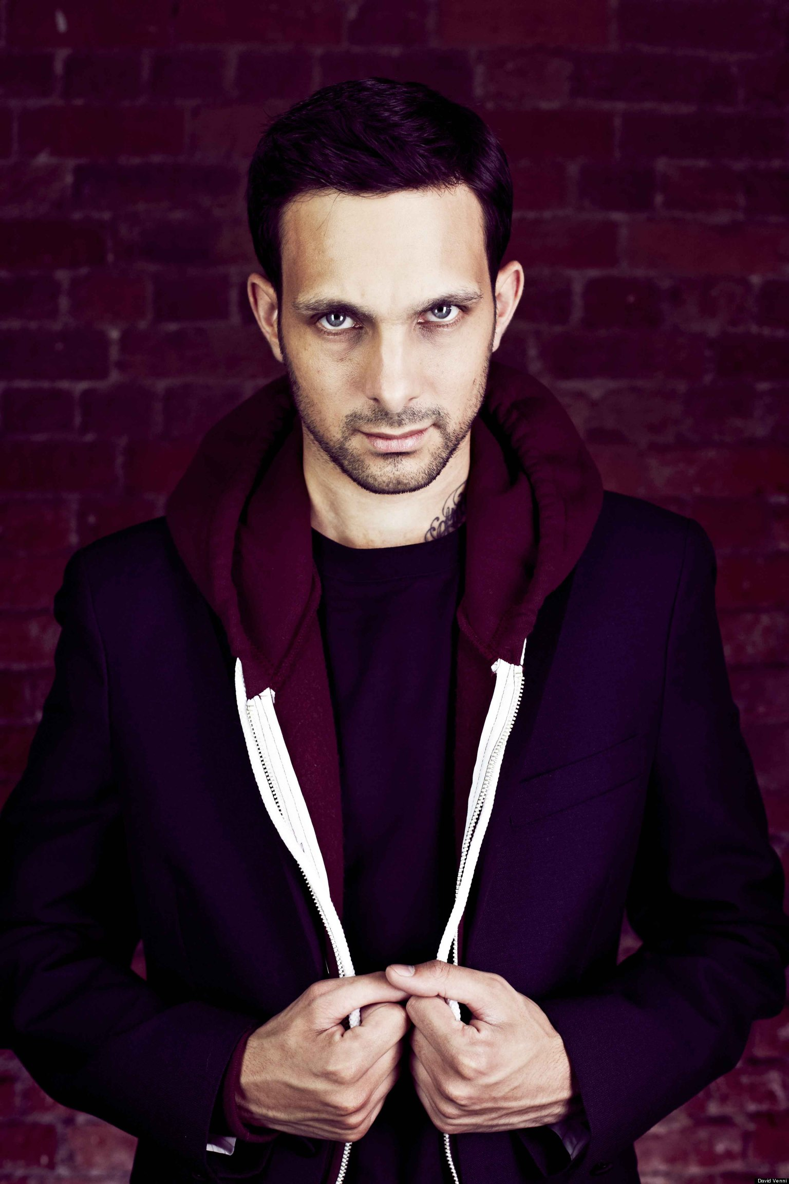 Magician From The Crystal Visions Tarot: Magician Dynamo Tells HuffPostUK Why He's Careful On