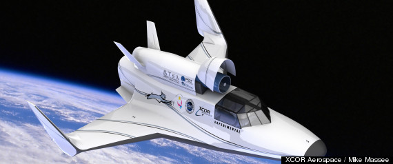 XCOR Lynx: Supersonic Plane To Fly Between NYC And Tokyo In 90 Minutes