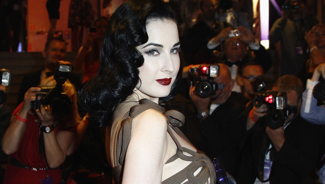 Dita Von Teese You Have To Pluck Your Nipple Hairs Before