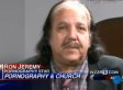 Ron Jeremy Goes To Church, Tells Michigan Worshippers That Porn Stars Believe In God, Too (VIDEO)