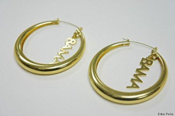 beyonce obama earrings
