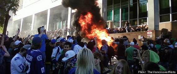 STANLEY CUP RIOT