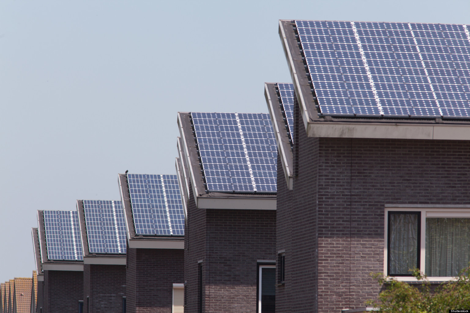 Solar Panel Installations More Likely In Homes With Energy