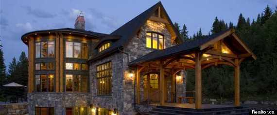 Most Expensive Houses For Sale In Calgary Photos October 2012 Edition