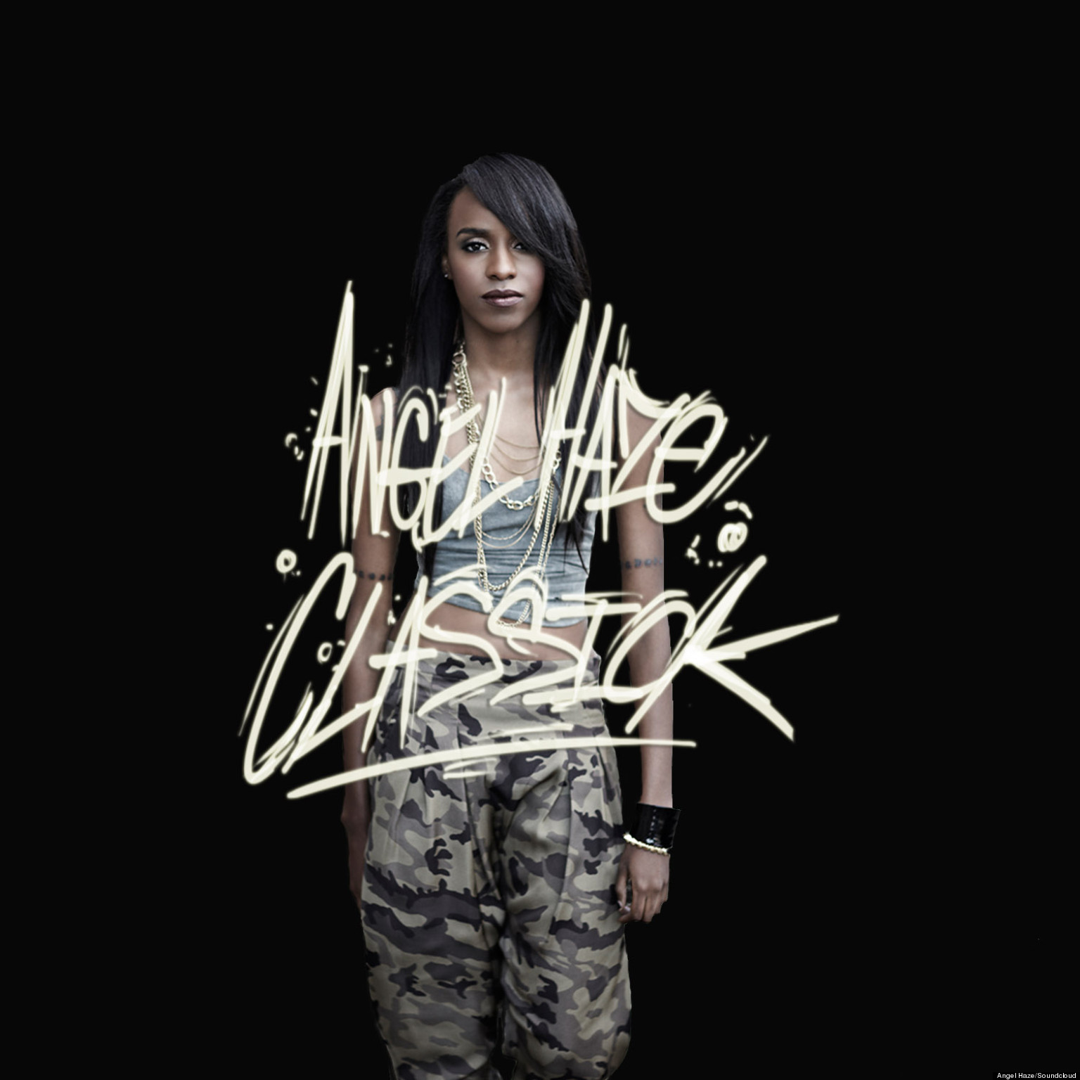 Angel Haze S Cleaning Out My Closet Recounts Sexual