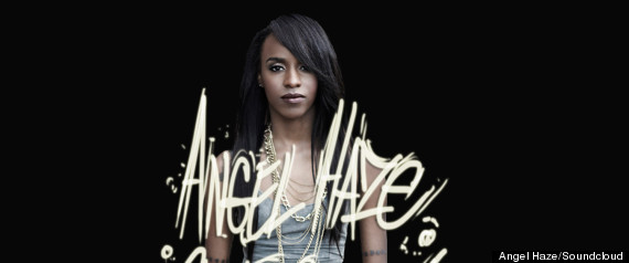 Angel Haze Cleaning Out My Closet