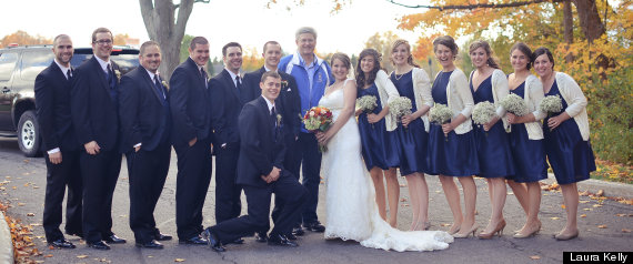 STEPHEN HARPER WEDDING PICTURES