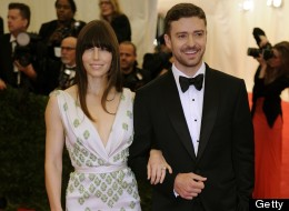 Justin Timberlake Jessica Biel Wedding Photos