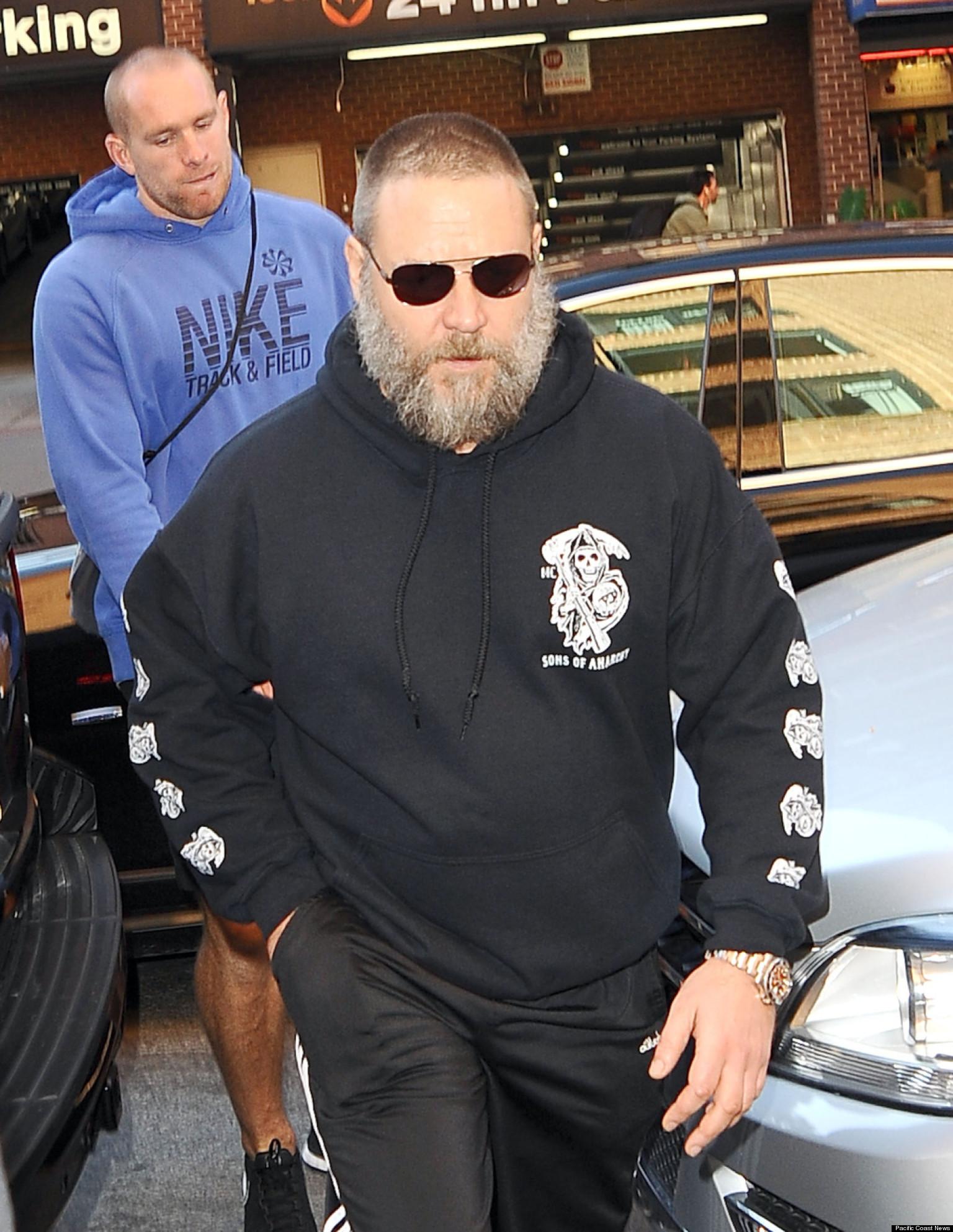 Russell Crowe Beard: '...