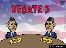 'TOON: Obama vs... Obama