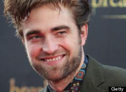 R-Patz Says His 'Twilight' Sex Scenes Are 'Pretty Ridiculous'