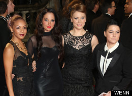 Tulisa's Bond Girls