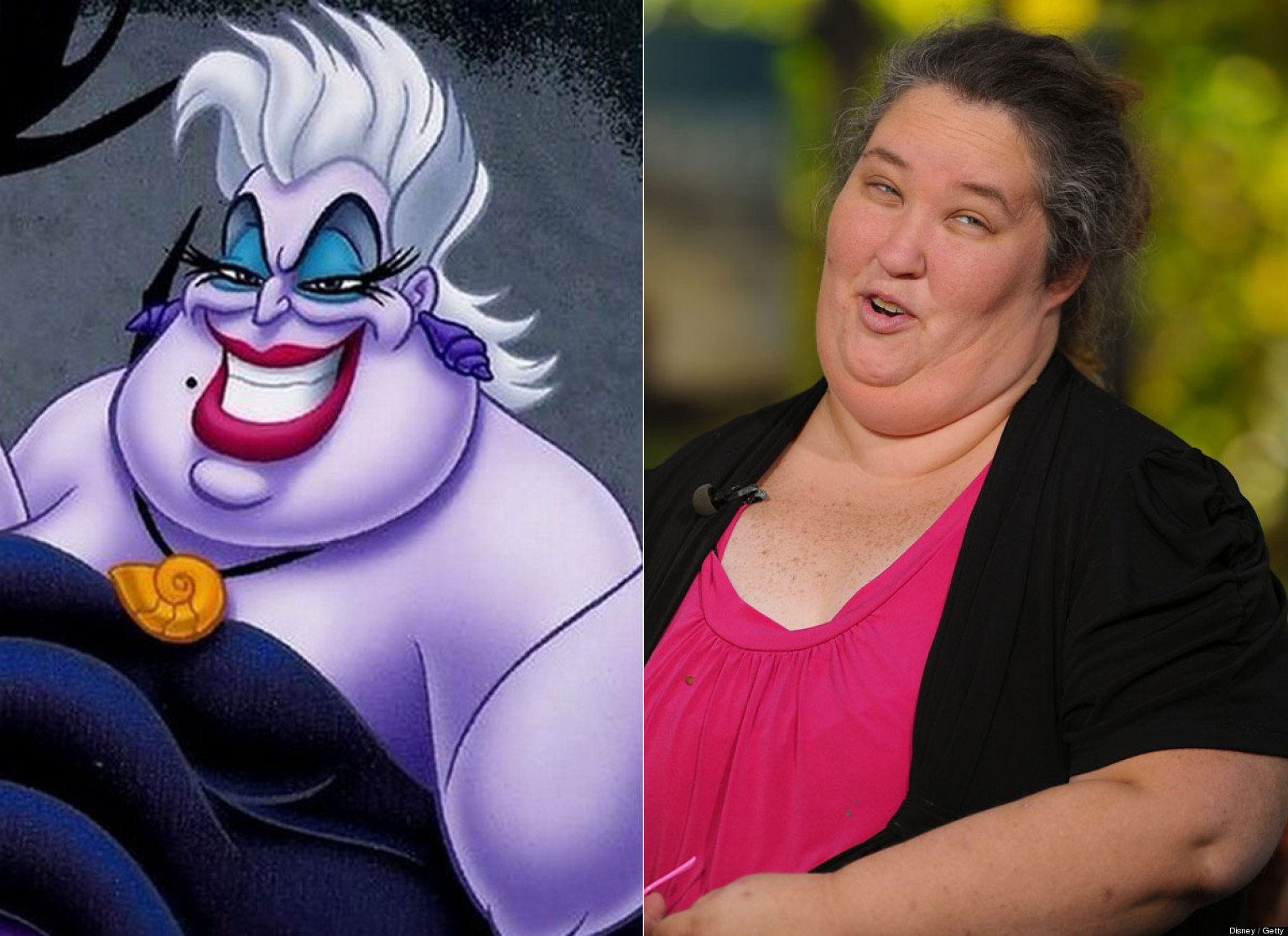 Celebrities Who Look Like Disney Characters (PHOTOS)