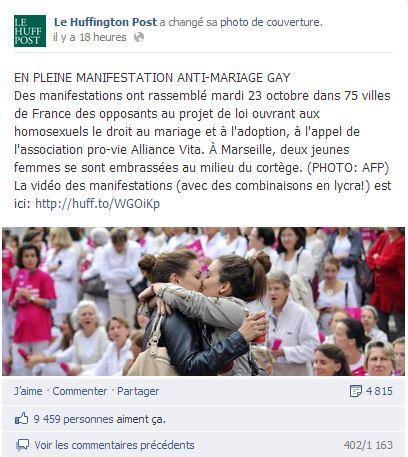 capture facebook baiser marseille