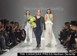 The Winner Of The Mercedes-Benz Start Up At Toronto Fashion Week Is...