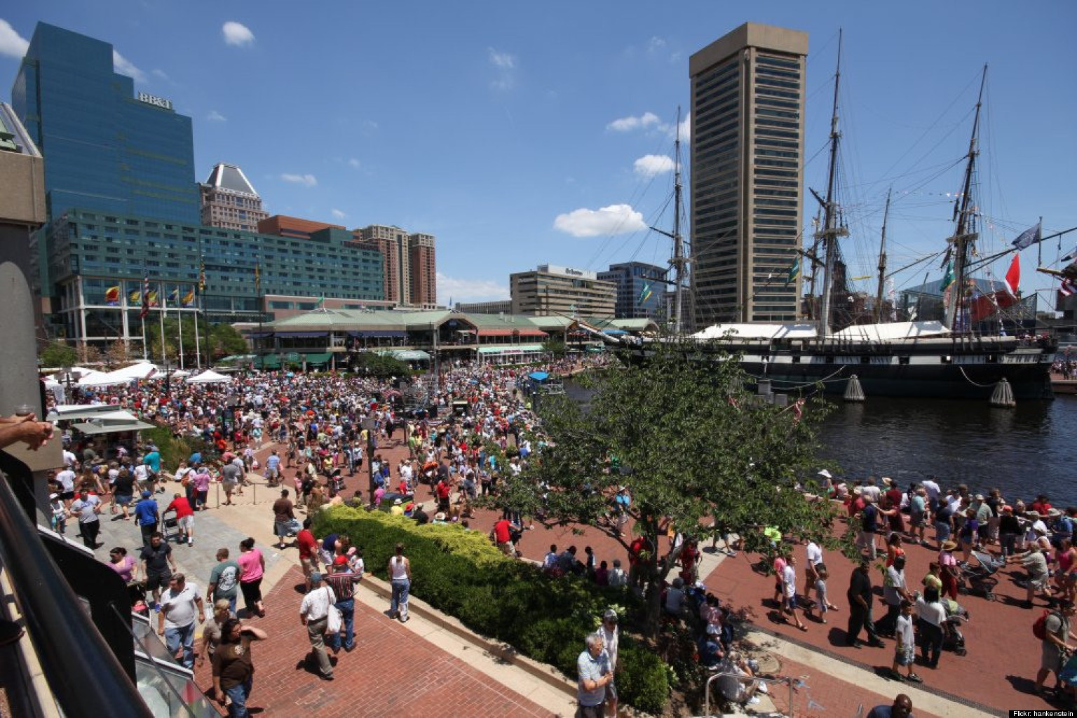 baltimore harborplace sold to new york real estate firm