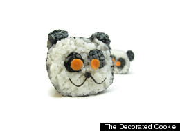 Sushi Can Be Cute, Too