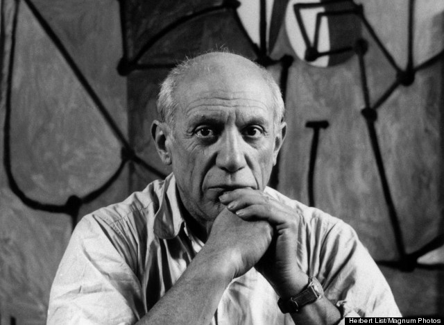 a biography of pablo picasso a painter Watch a short video about pablo picasso, whose influence spans every aspect of 20th century art he created enough works to fill several museums, and his paintings were concerned more with.