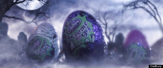 Cadbury Halloween Ads