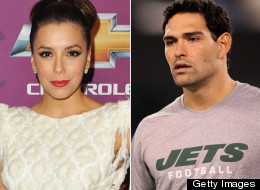 Eva Longoria Mark Sanchez