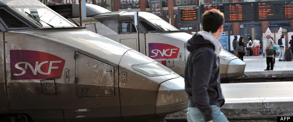 GRVE SNCF AIR FRANCE