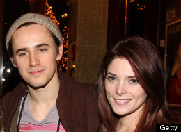 Ashley Greene Reeve Carney Split