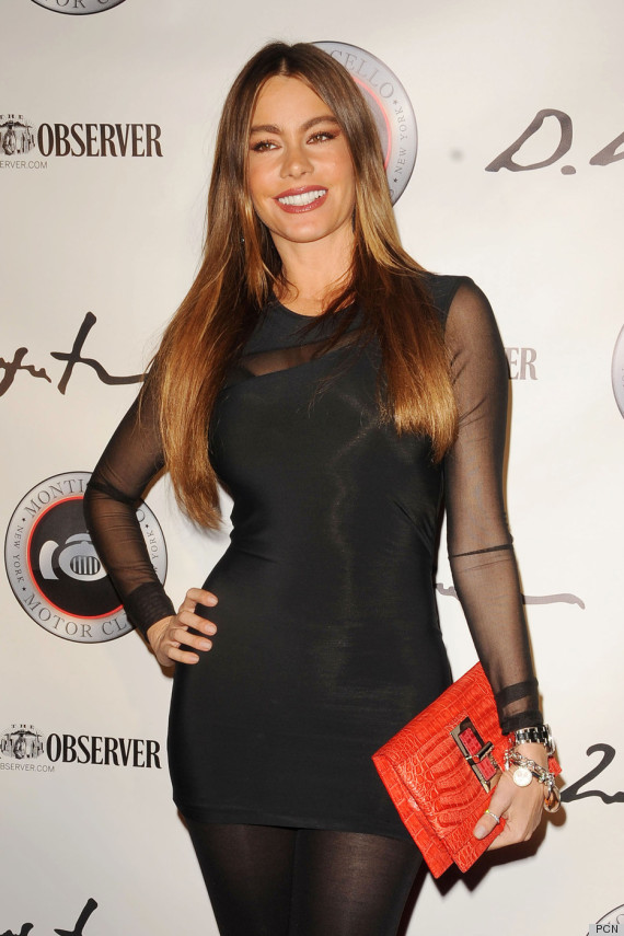 sofia vergara dress