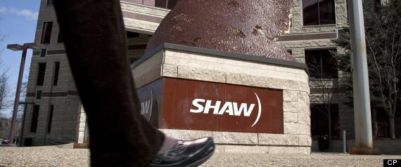 SHAW COMMUNICATIONS Q4