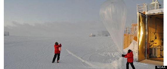 OZONE HOLE 2012