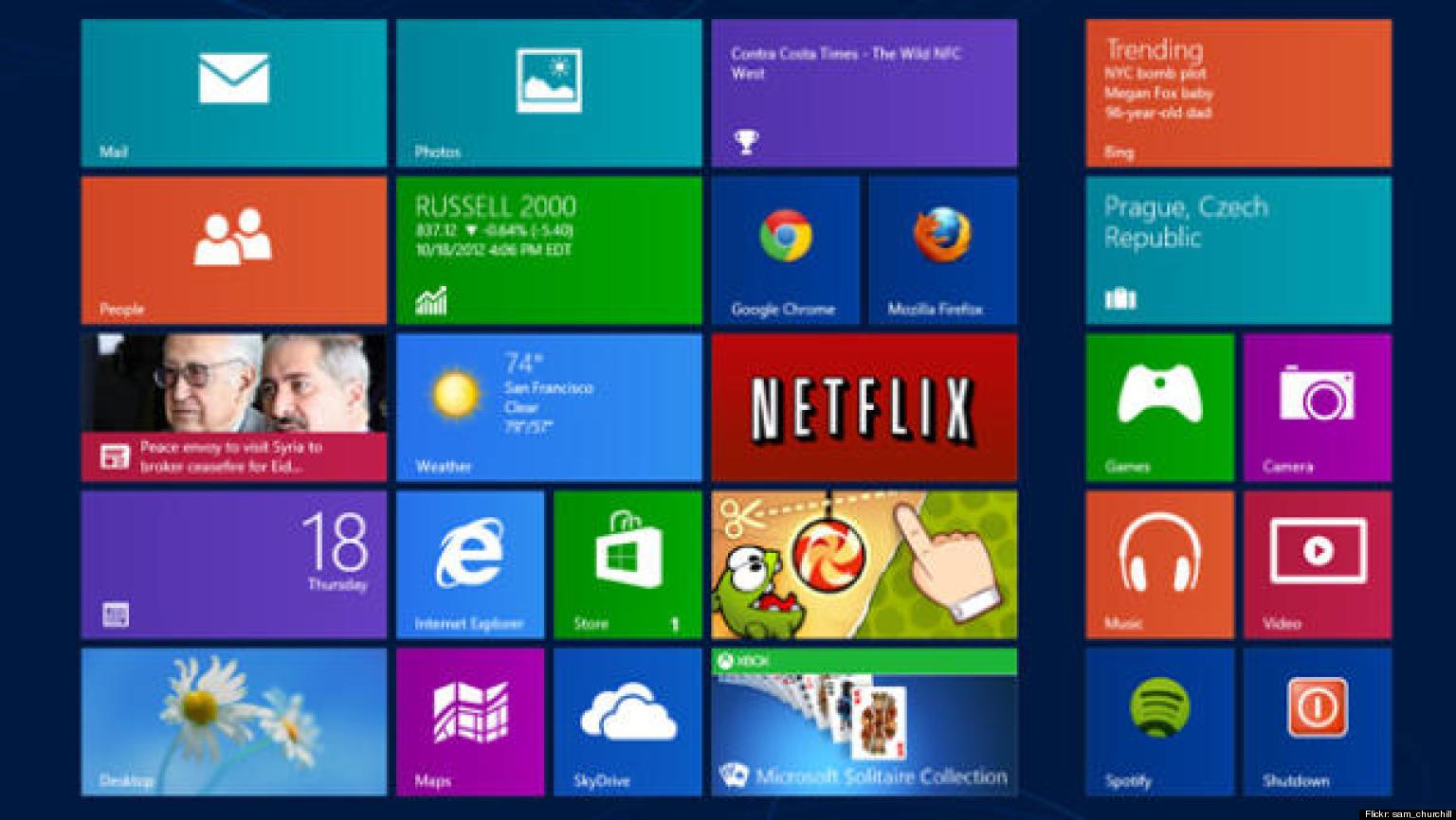 Windows 8 Reviews Round