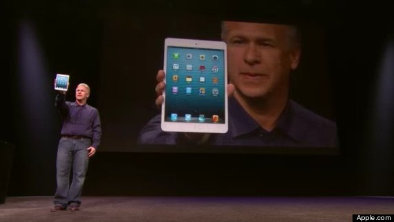 Apple iPad mini Event