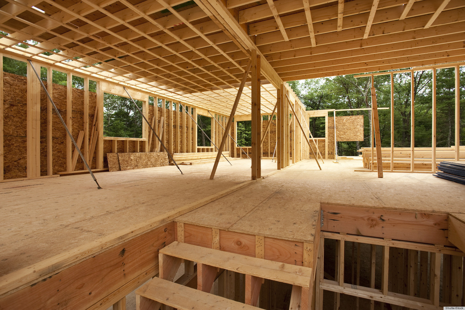 5 reasons to love plywood huffpost for What to use for roof sheathing