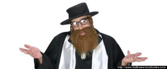 RELIGIOUS HALLOWEEN COSTUME