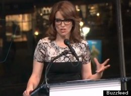 Fey On Reproductive Rights: 'I'm Gonna Lose My Mind'