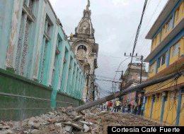 Severos daños por Sandy en Cuba (FOTOS)