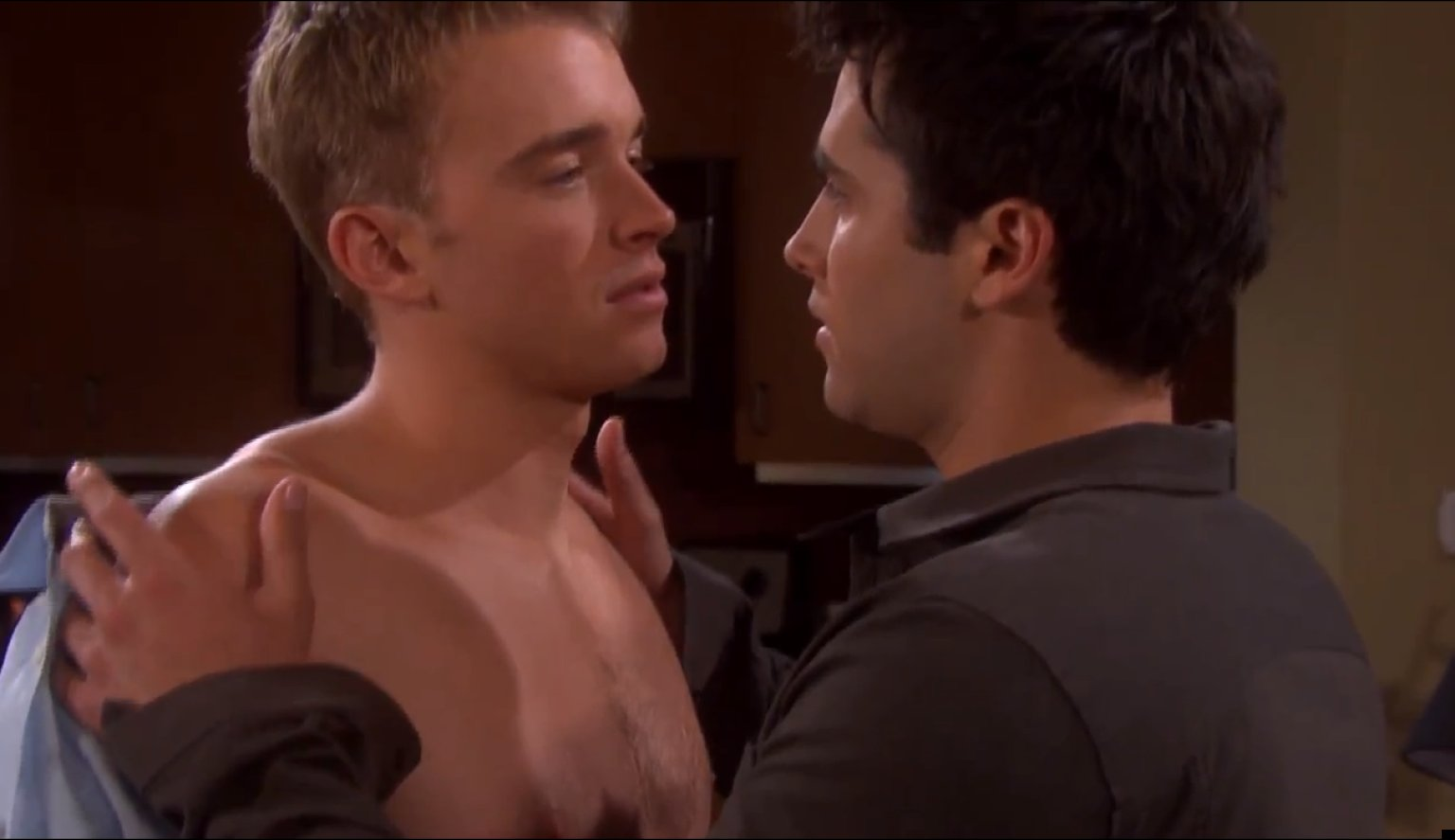 Amazing gay scene nick and keith have a 8