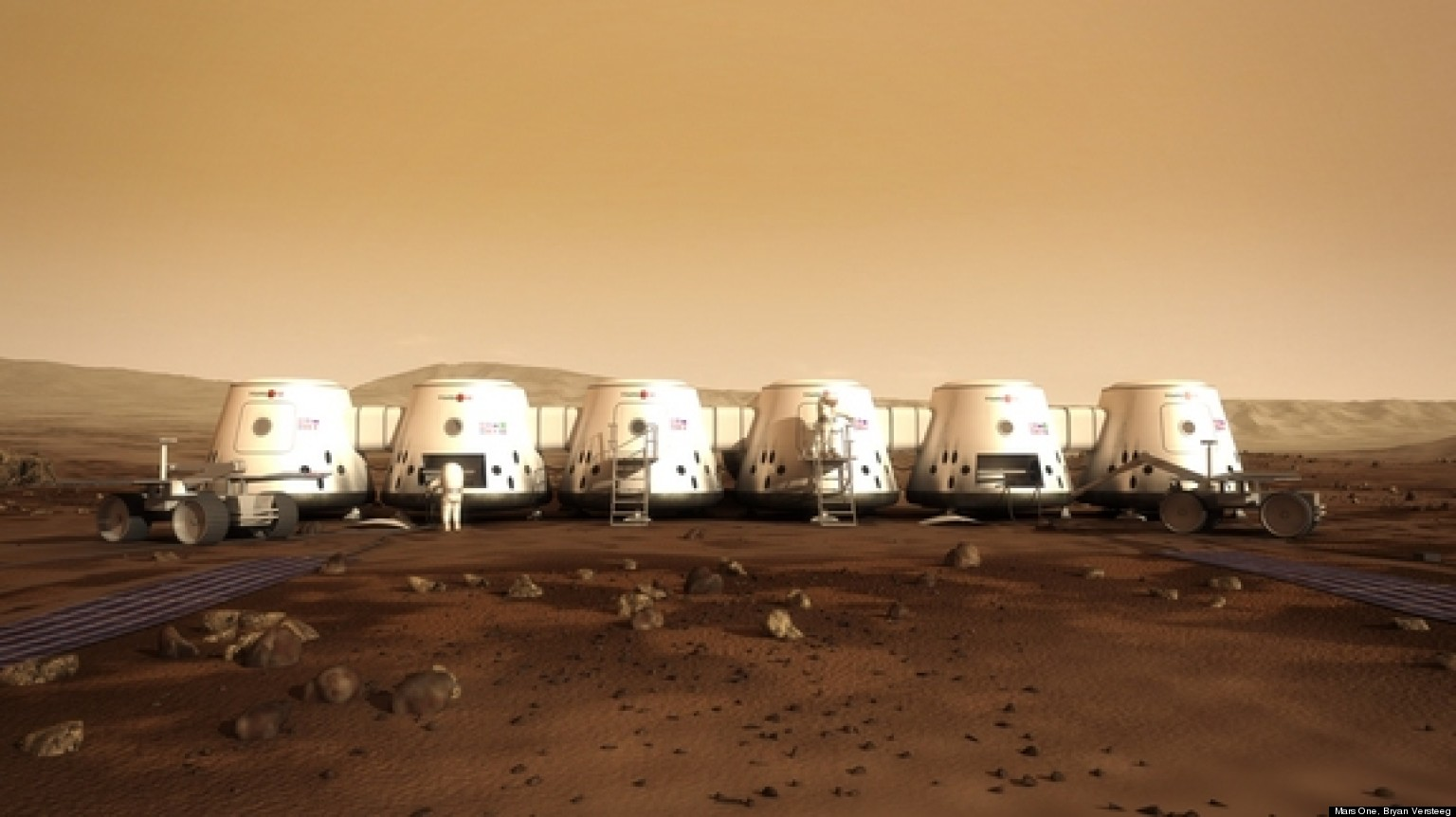 Manned Mars Mission Would Put Life On Red Planet At Risk ...