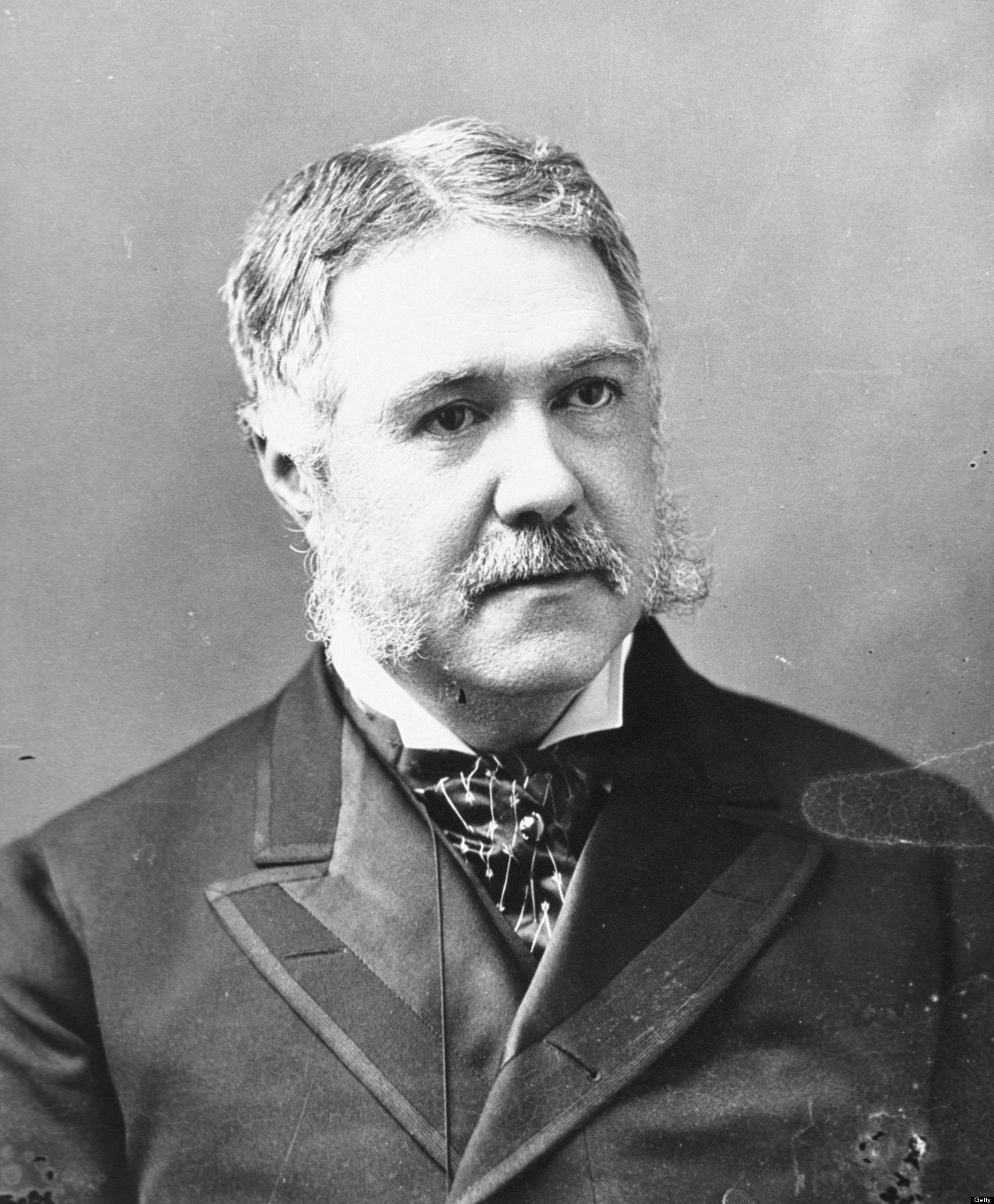Chester Alan Arthur First Birther Myth