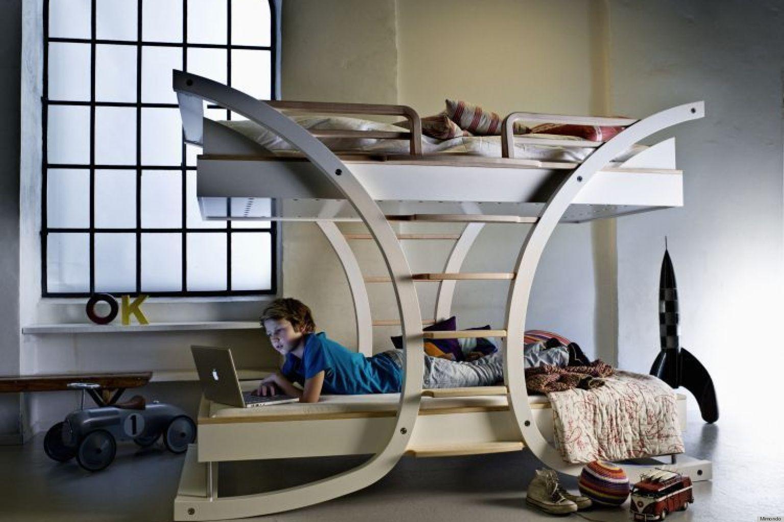 Cool Boys Bunk Beds 1536 x 1024