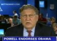 John Sununu, Top Romney Surrogate, Suggests Colin Powell Obama Endorsement Motivated By Race [UPDATE]