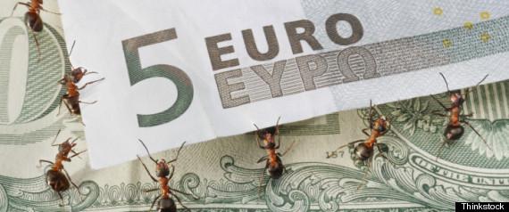 EUROS HORMIGAS