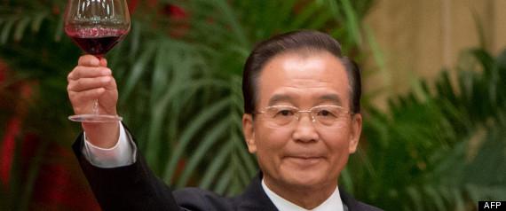 chine wen jiabao