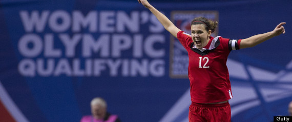 Christine Sinclair Fifa Award